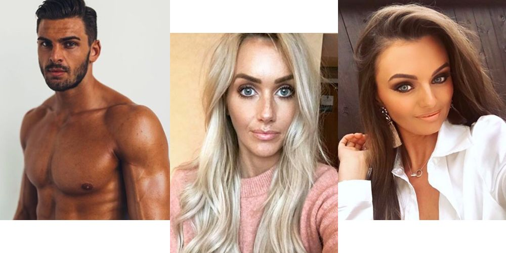 Find the Love Island 2018 contestants on social media