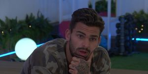 Women's Aid has issued a warning about Adam's behaviour on Love Island