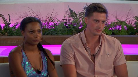 Black girl love island 2018