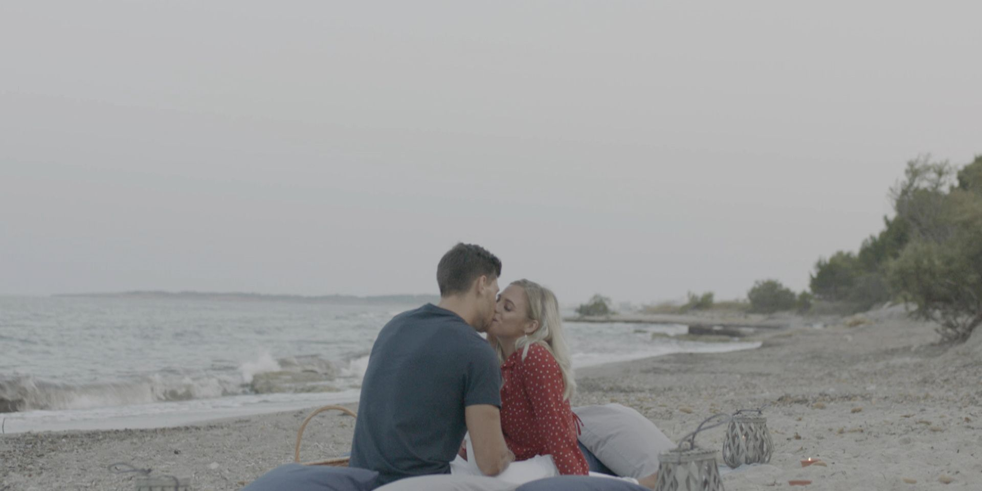 You're joking. Is this Love Island's Jack and Laura in a fitness video together?
