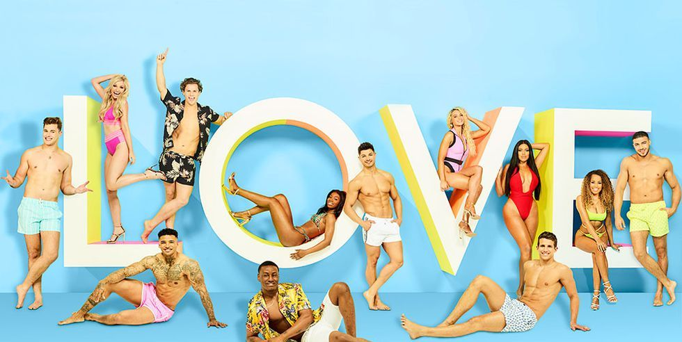 Everyone's wondering where the body diversity is among the Love Island contestants