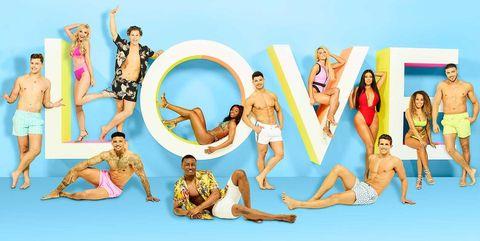 love island 2019 cast