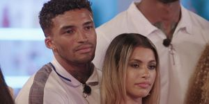 Love Island's Joanna and Michael 'want to make a relationship work', apparently