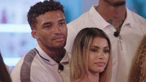 Love Island's Joanna & Michael want to make a relationship work?