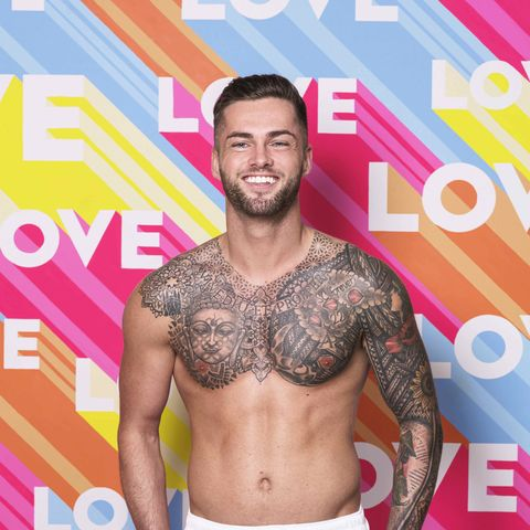 Meet Love Island bombshell Jamie Clayton