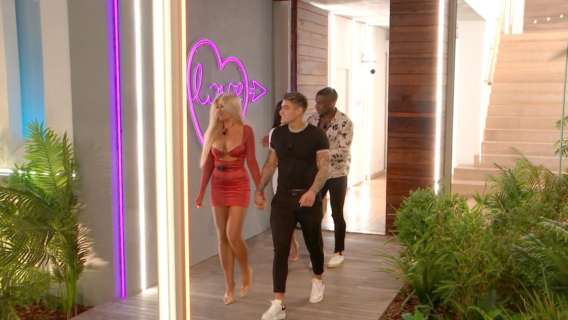 Why Love Island fans are branding last night's episode a fix