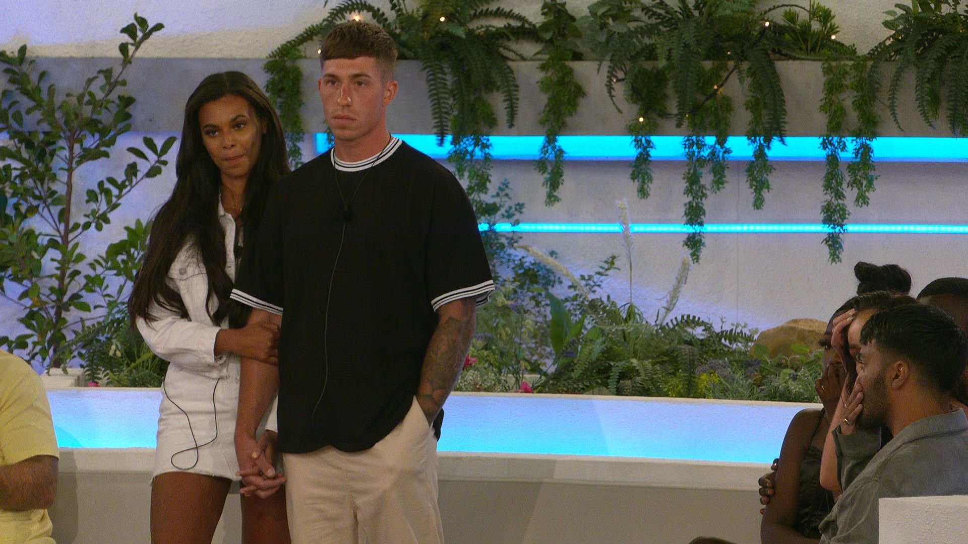 Love Island's dumped Islander reveals if they're upset their partner didn't leave too