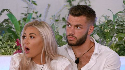 The Love Island couple still together