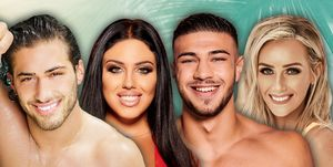 Love Island Transformations, Kem Cetinay, Anna Vakili, Tommy Fury, Laura Anderson