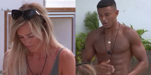 Love Island fans are living for Laura's reaction to Wes's apology