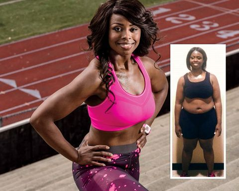 How One Phone Call Helped This Woman Lose 100 Pounds