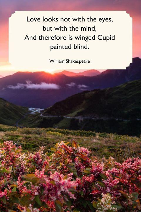 valentine's day quotesWilliam Shakespeare
