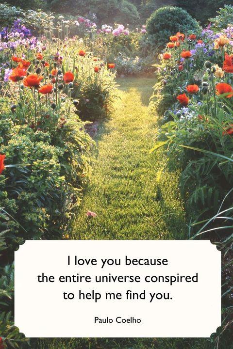 valentine's day quotes Paulo Coelho