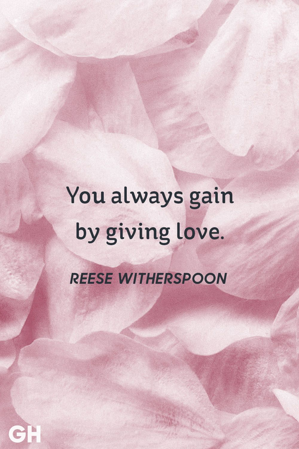 Reese Witherspoon love quote