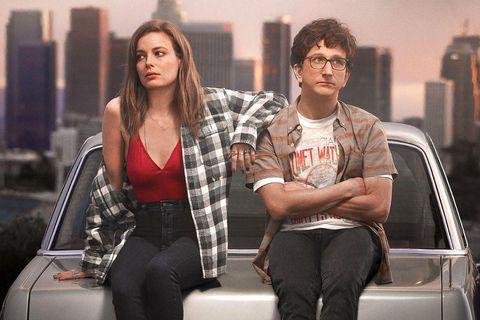 La serie Love en Netflix