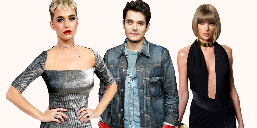 The 48 Juiciest Celebrity Love Triangles of All Time