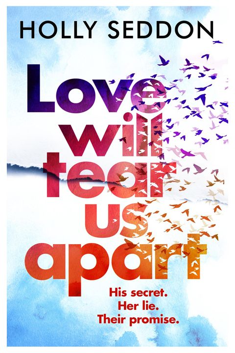 Love Will Tear Us Apart by Holly Seddon.