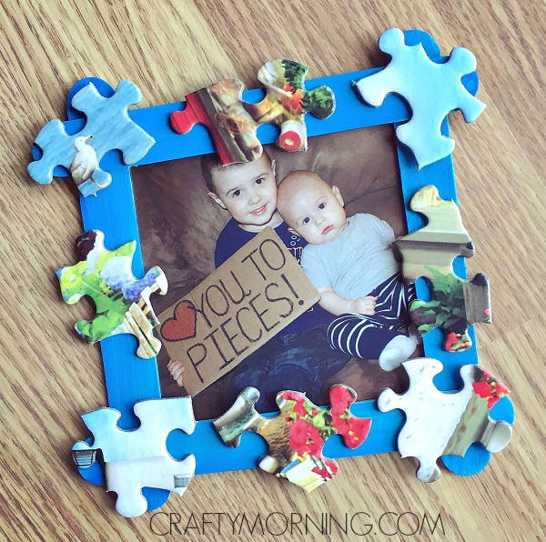 18 Easy Father S Day Craft Gifts For Kids Diy Gifts For Dad Kids