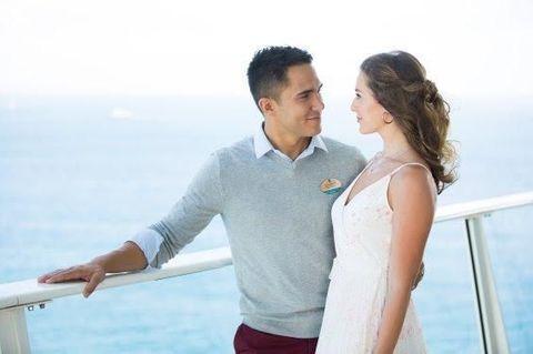 Love at Sea on Hallmark Channel