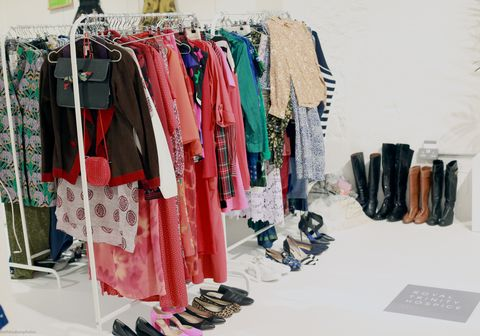 Love Not Landfill charity sale pop up London