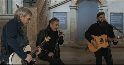 'Un país para escucharlo': Ariel Rot recorre Barcelona