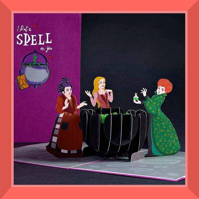 lovepop hocus pocus i put a spell on you pop up halloween card