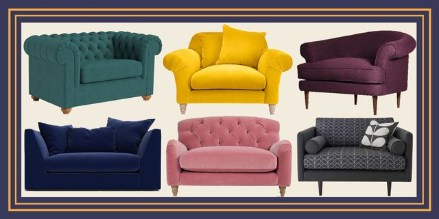 23 Best Loveseats For Small Rooms Love Seat Sofa Designs