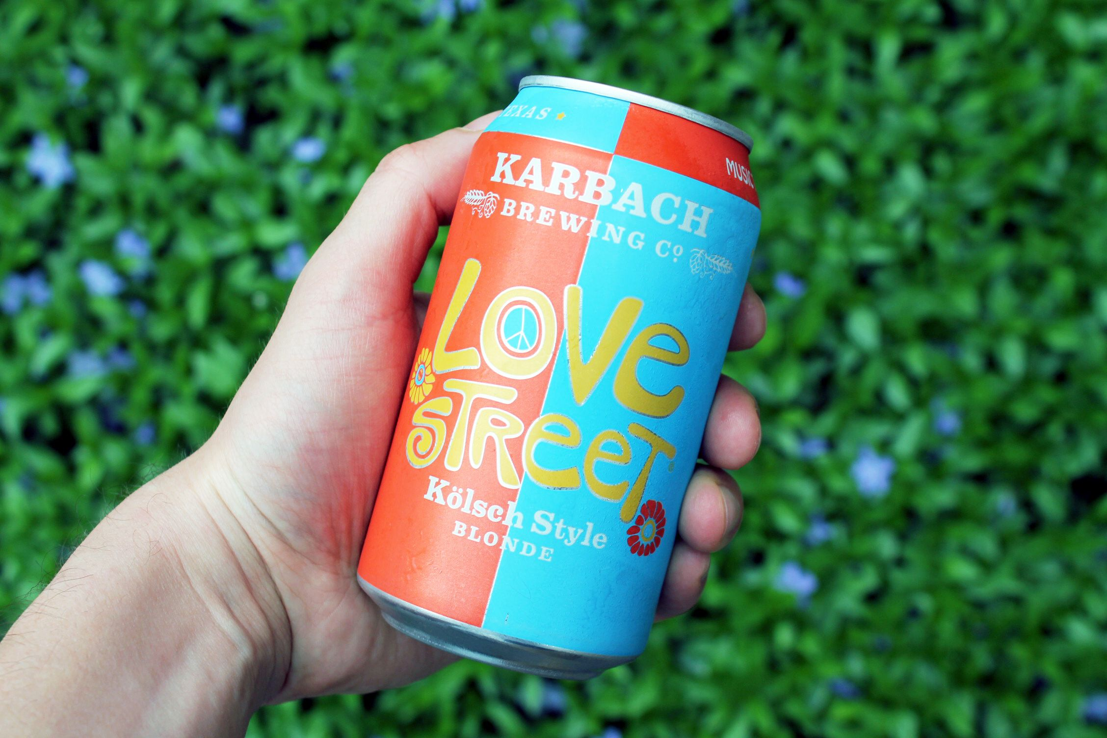 Karbach's Love Street Is Your New End-of-the-Week Beer