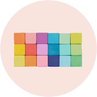 Lovevery block set