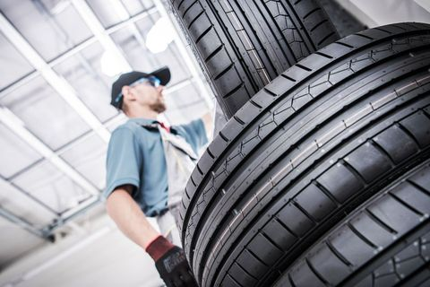 Everything You Need To Know To Choose the Right Tires