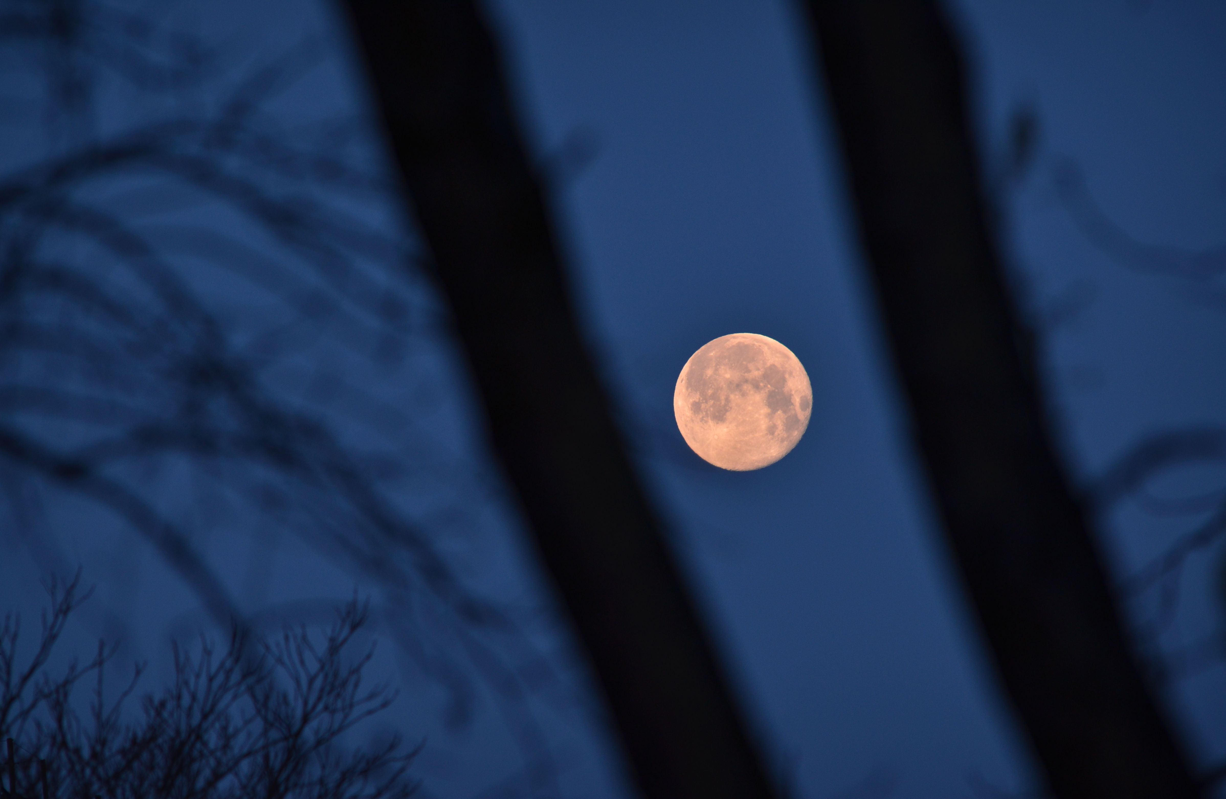 Super Worm Moon: When to see the spectacular March 2019 full moon
