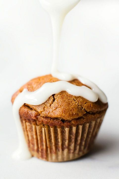Low-Carb desserts Cinnamon Roll Muffins