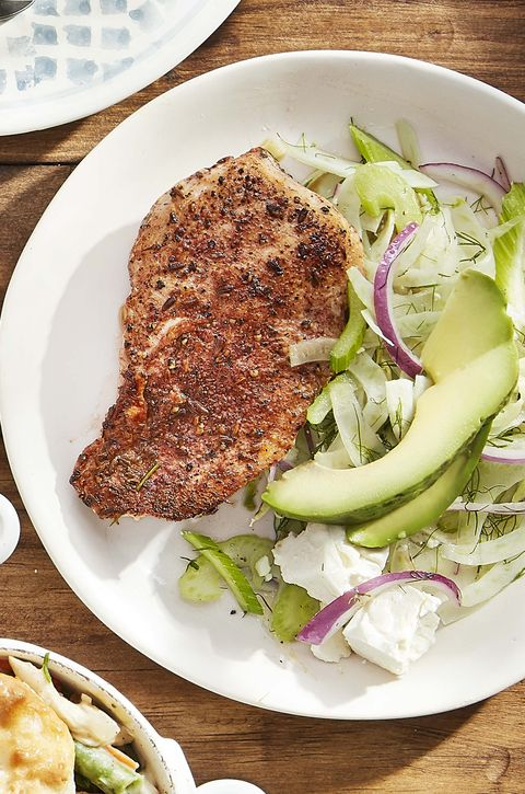 low carb recipes chicken blackened