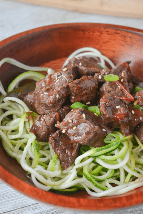 Low Carb Slow Cooker Chinese Five-Spice Beef