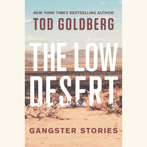 the low desert, gangster stories, tod goldberg