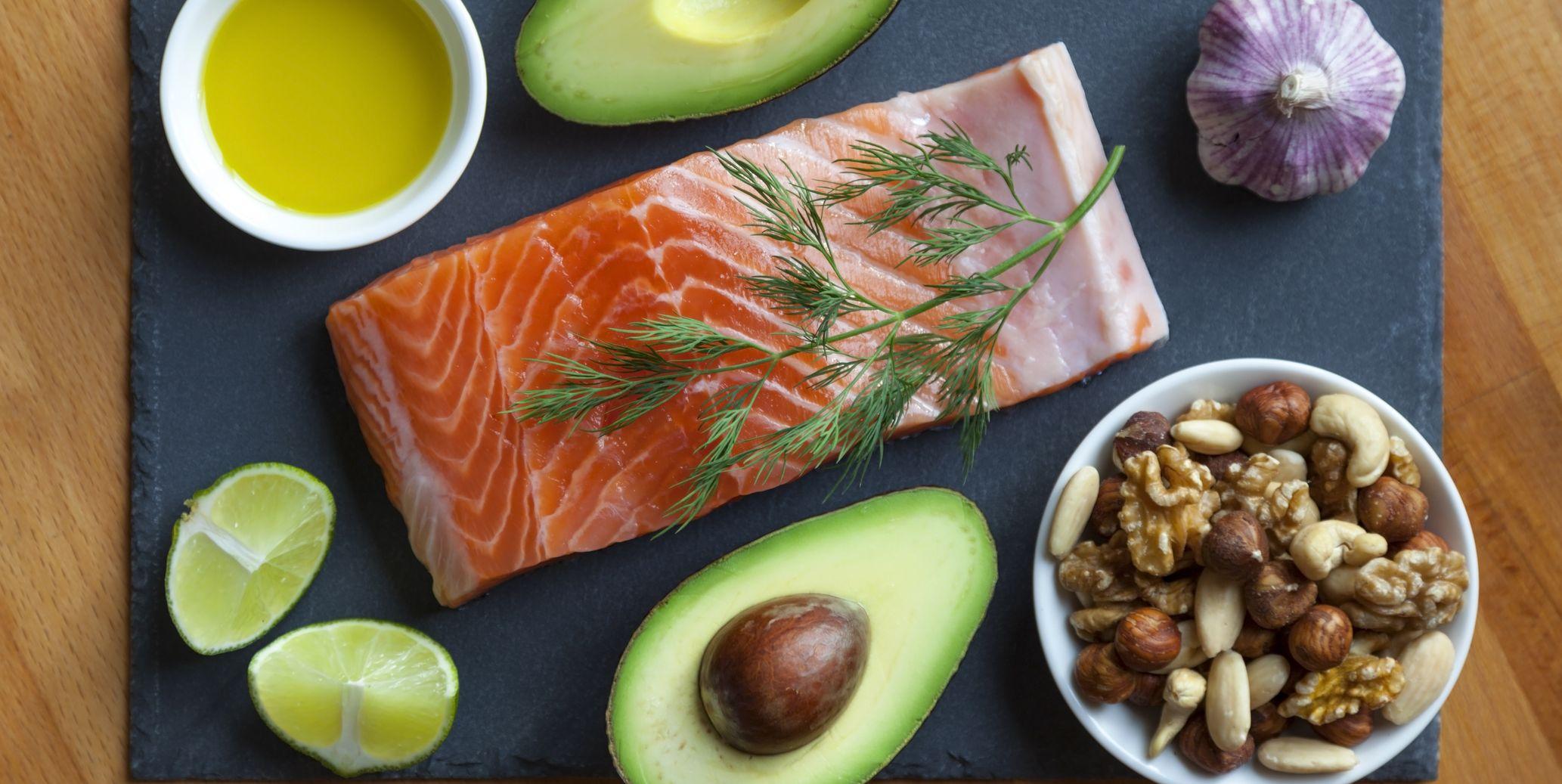 low-fat diet study