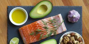studio di dieta a basso contenuto di grassi