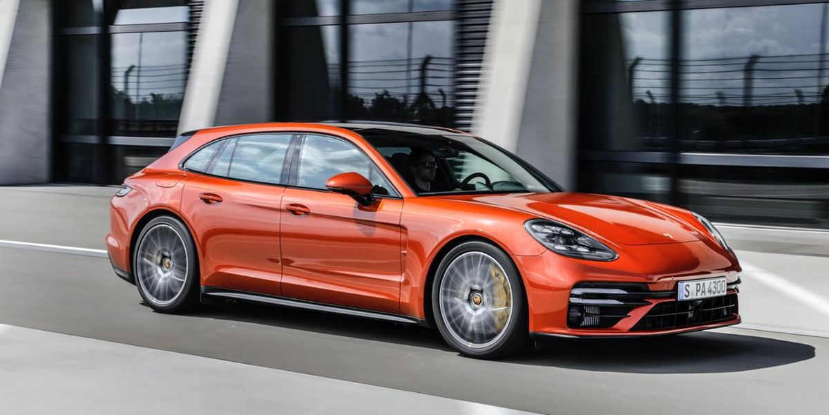 2021 Panamera Turbo S Sport Turismo Is All the Car You'll Ever Need