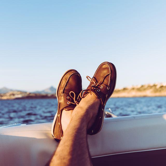 zapatos de hombre para verano