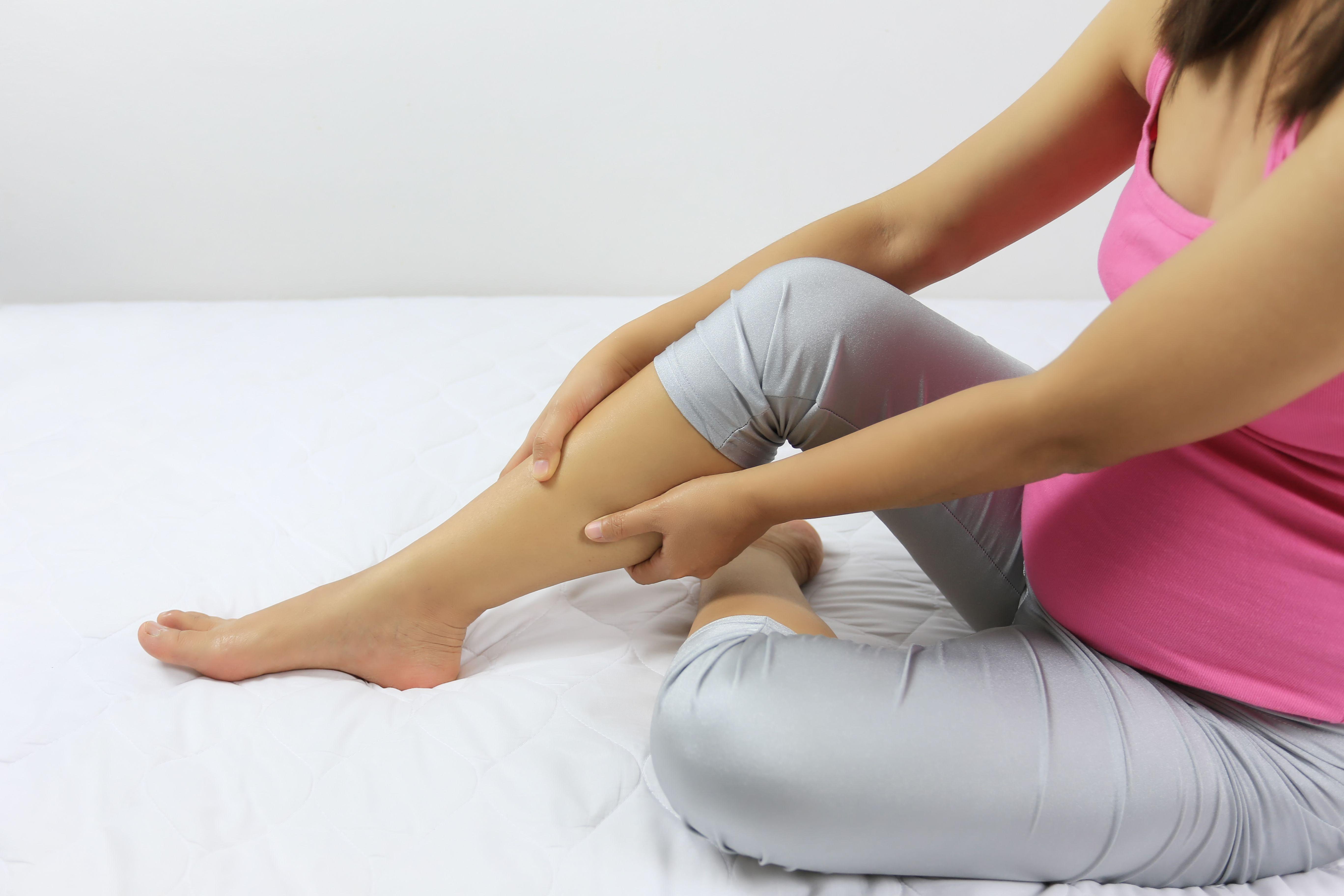 pesadez piernas embarazo
