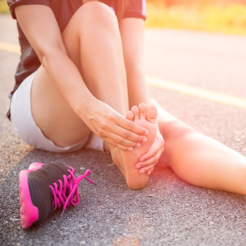 Pain in Arch of Foot | Foot Pain in Runners