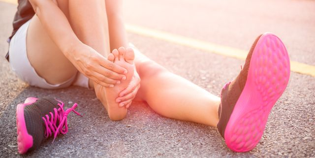Pain In Arch Of Foot Foot Pain In Runners