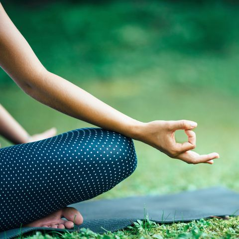 nhs fundraiser yoga - women's health uk