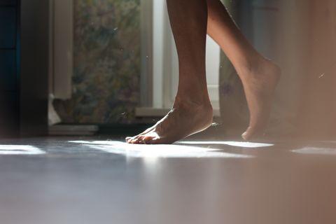 走路並非只有移動,和姿勢有關