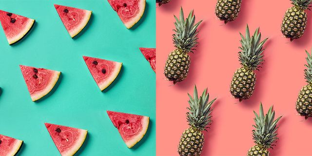 pineapple good for low carb diet