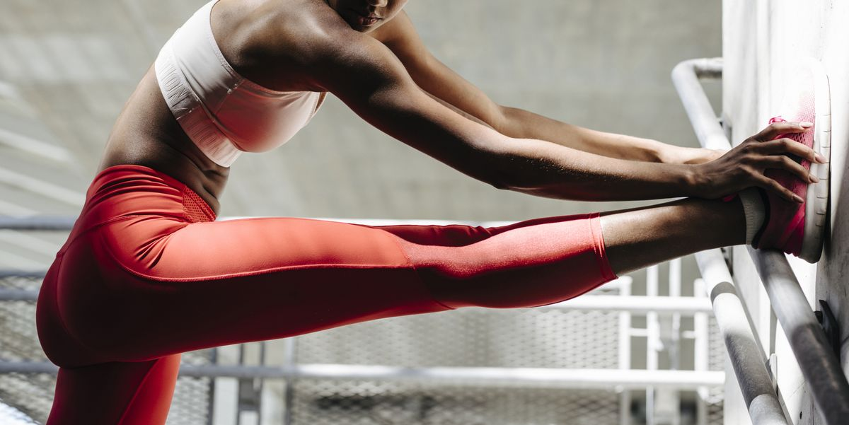 This quick lower body workout will tone your bum and legs