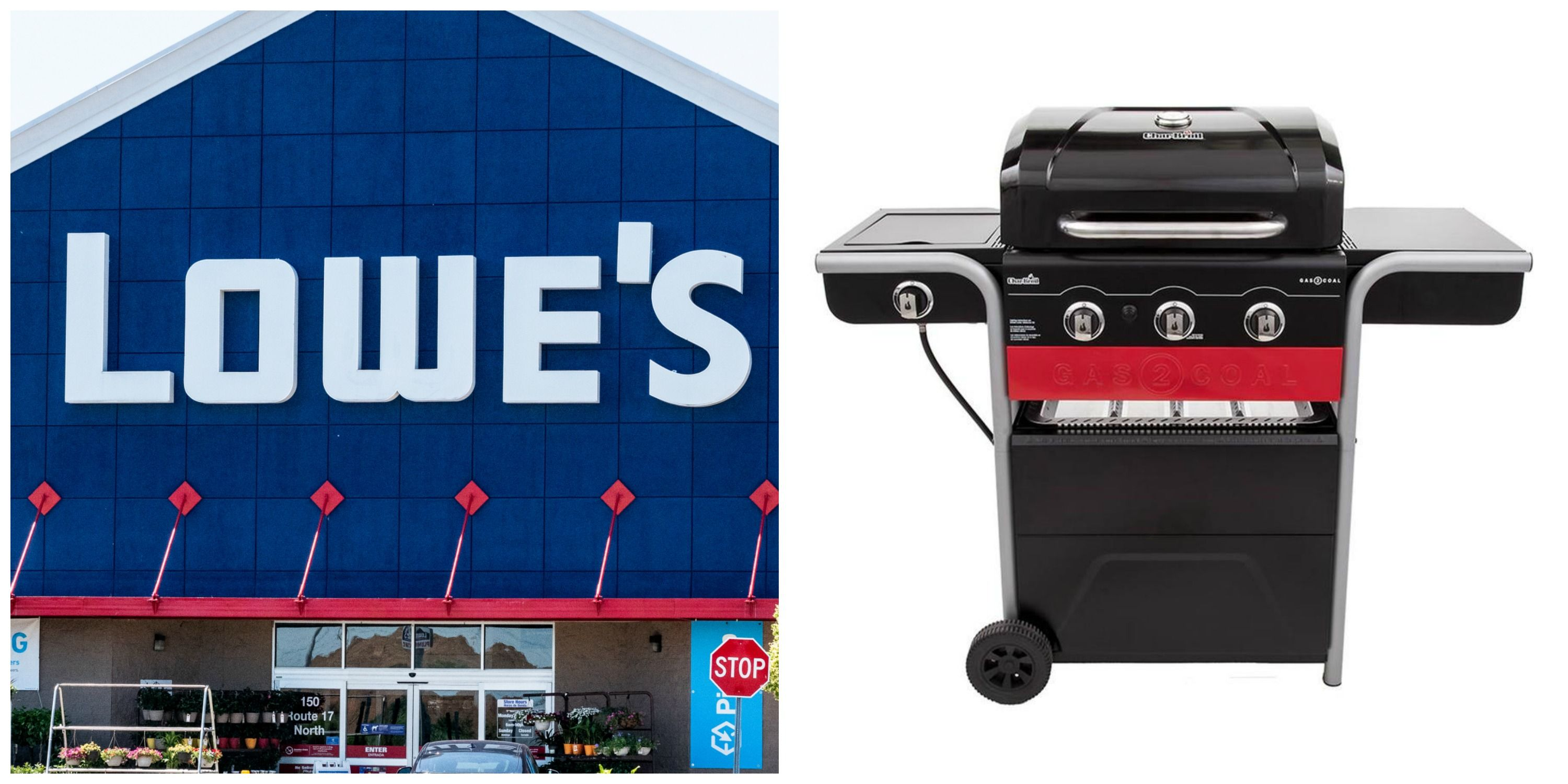 Lowe S Is Having A Major Sale On Grills And Smokers To Compete With