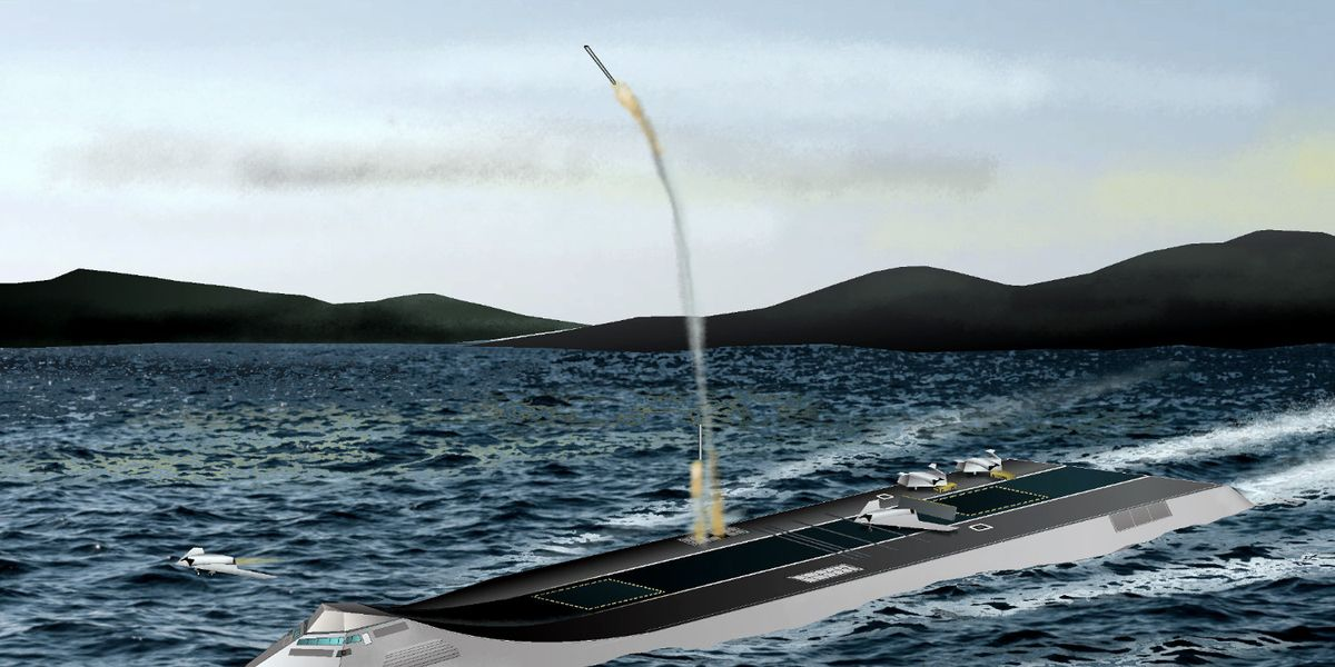 Drone-Launching Submarines—Not Aircraft Carriers—Could Win the Next Battle of Midway
