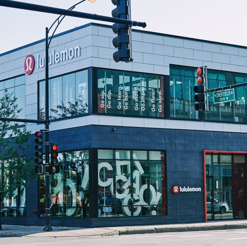 Lululemon's First-Ever Experiential Store Has a Restaurant and Bar Inside