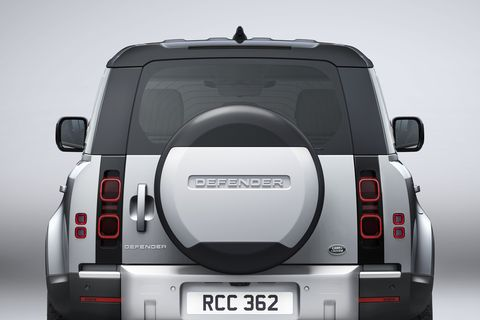 2020 Land Rover Defender Is Back And It S Coming To America